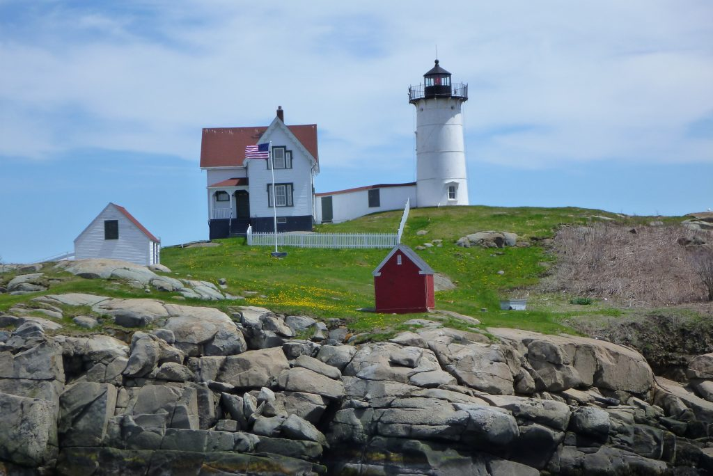 You can't take a bad photo of the Nubble lighthouse!