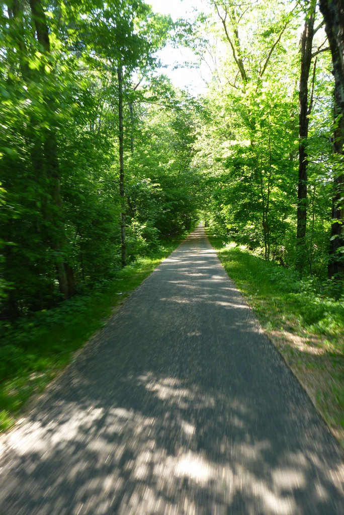 Bike Path to Amherst